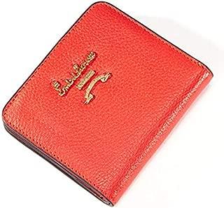 10 Colors Fashion Sheep Women Short Wallets Genuine Leather Wallet Mini Luxury Zipper Coin Purse Travel Wallet