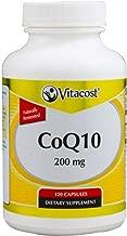 Vitacost CoQ10 -- 200 mg - 120 Capsules