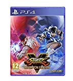 Street fighter v champion edition Playstation 4 Pegi
