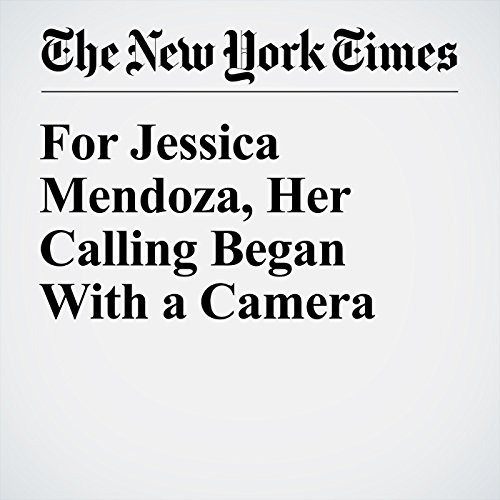For Jessica Mendoza, Her Calling Began With a Camera audiobook cover art
