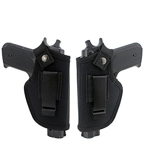 airsoft pistol holster with belt - 3