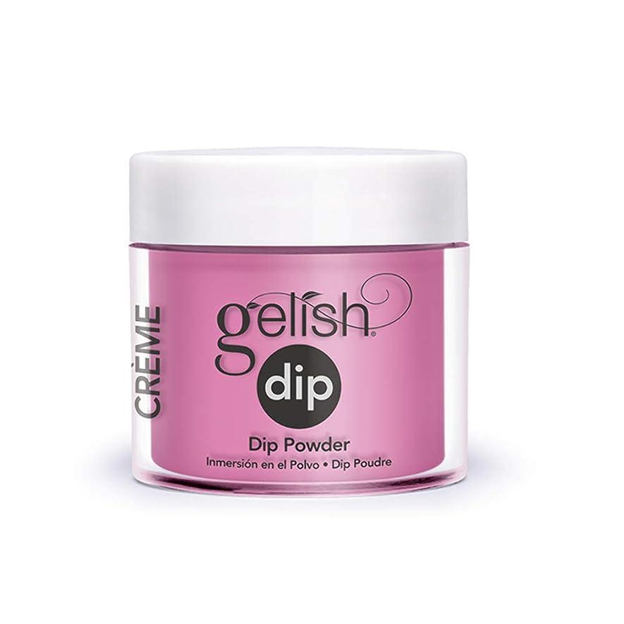 引用特派員好意的Harmony Gelish - Acrylic Dip Powder - New Kicks on the Block - 23g / 0.8oz