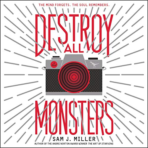 Destroy All Monsters cover art
