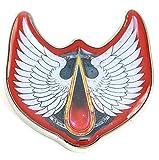 Warhammer 40000 Emaille-Abzeichen - Blood Angels
