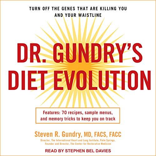 DR GUNDRYS DIET EVOLUTION    M