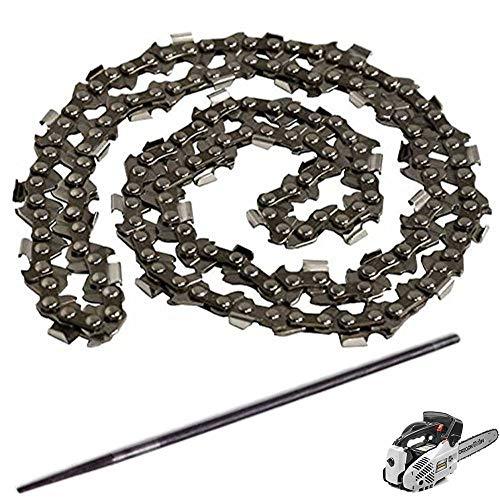 Parpyon® - Kit de cadena Alpina para motosierra de poda C25 – 40 dientes paso 3/8
