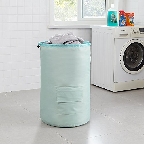 DormCo Laundry Backpack - TUSK College Storage - Calm Mint