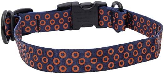 Phish Fishman Donuts Adjustable Dog Collar