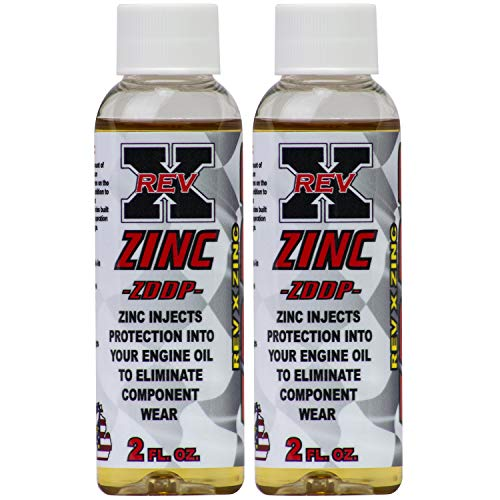 REV X ZDDP Oil Additive - Zinc & Phosphorus for Your Engine (2)