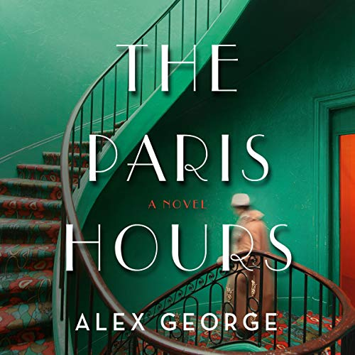The Paris Hours audiobook cover art