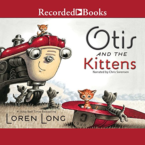 Otis and the Kittens audiobook cover art
