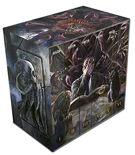 H. P. Lovecraft - Das Gesamtwerk im Schuber: Sämtliche Erzählungen und Zusammenarbeiten