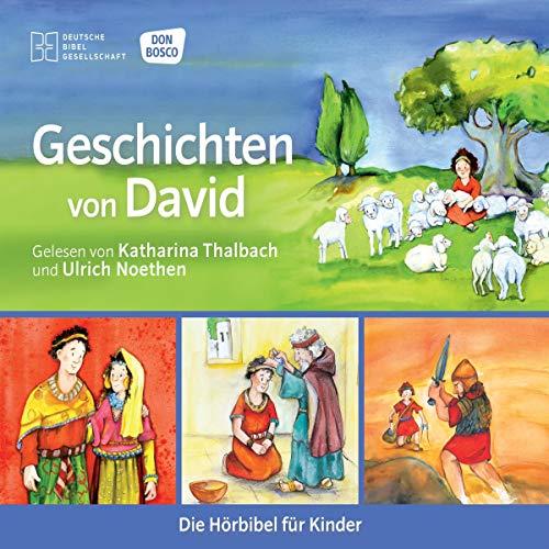 Geschichten von David cover art