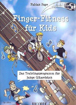 Finger-Fitness für Kids: für Gitarre in Tabulatur