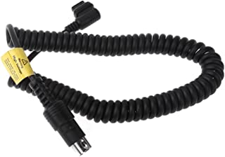 Andoer Godox CX Power Cable for Connecting PB820 PB960 Flash Power Pack and Canon Speedlite