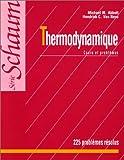 Thermodynamique - Cours et problèmes, 225 problèmes résolus