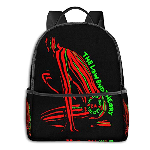 Low End Theory Lightweight Hoodie Student School Bag School Cycling Leisure Travel Camping Outdoor Backpack