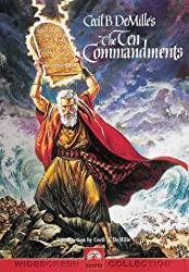 The Ten Commandments epic movie with Charlton Heston #BIble #Moses #Exodus Ducks 'n a Row