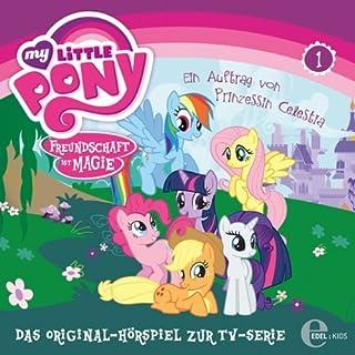 Ein Auftrag von Prinzessin Celestia (My Little Pony 1) Titelbild