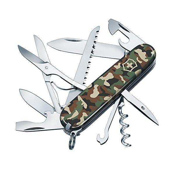 Victorinox Huntsman Swiss Army Pocket Knife 1