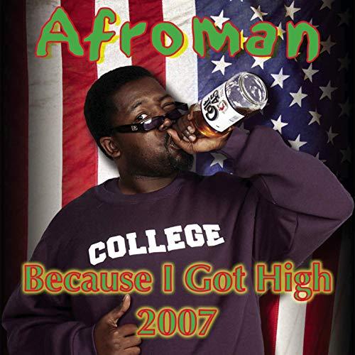 Because I Got High 2007