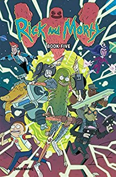 Rick and Morty Book Five  Deluxe Edition  5