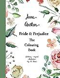 Jane Austen Pride & Prejudice: The Colouring Book