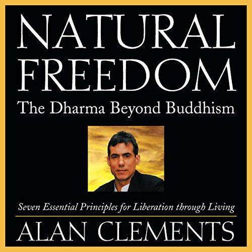 Natural Freedom audiobook cover art