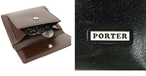 (ポーター)PORTER2つ折り財布PORTERSHEEN110-029711.ブラック