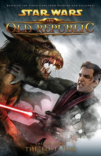 Star Wars the Old Republic 3: The Lost Suns