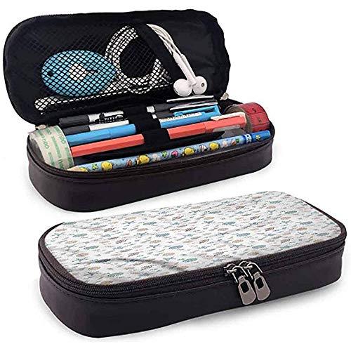 Bleistiftbeutel, federmäppchen tasche, federmäppchen, große kapazität netztasche starfish böhmische fischmotive 20cm * 9cm * 4cm