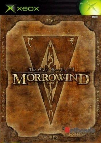 Morrowind The Elder Scrolls III - Xbox Edizione GERMANIA -GERMANY EDITION