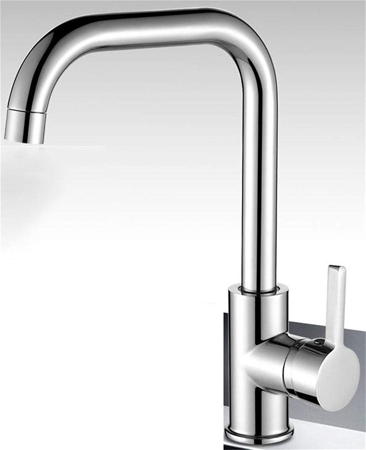 Lpophy Bathroom Sink Mixer Taps Faucet Bath Waterfall Cold and Hot Water Tap for Washroom Bathroom and Kitchen Stainless Steel redating Right Angle Double Hole?A