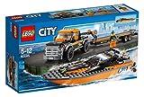 LEGO City - 4x4 con lancha (60085)