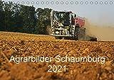 Agrarbilder Schaumburg 2021 (Tischkalender 2021 DIN A5 quer)