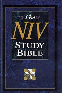 NIV Study Bible: New International Version (Large Print Edition)