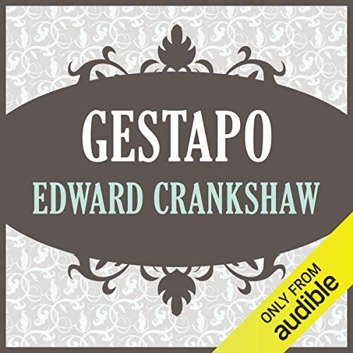 Gestapo audiobook cover art