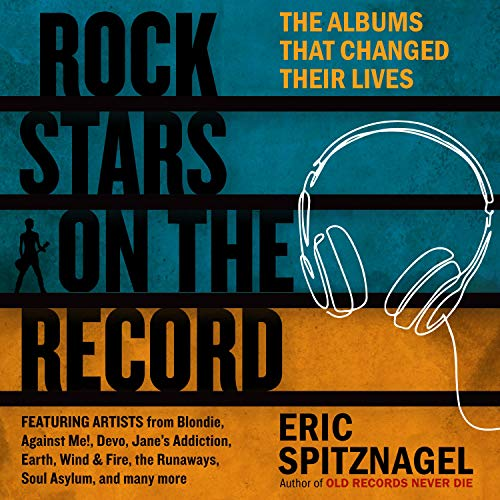 Rock Stars on the Record cover art