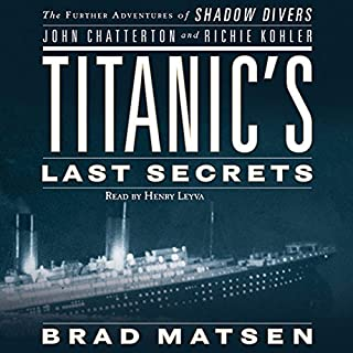 Titanic's Last Secrets cover art