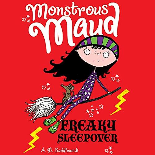 Monstrous Maud: Freaky Sleepover cover art