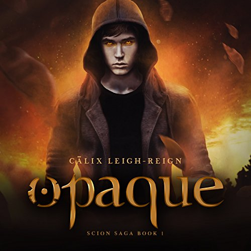 Opaque audiobook cover art