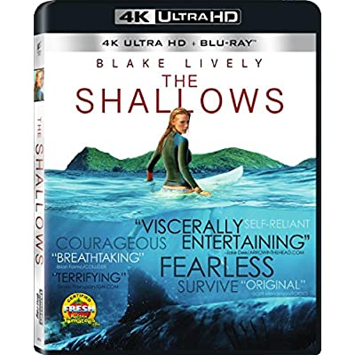 the shallows blu ray