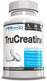 PEScience TruCreatine, 120 Capsule