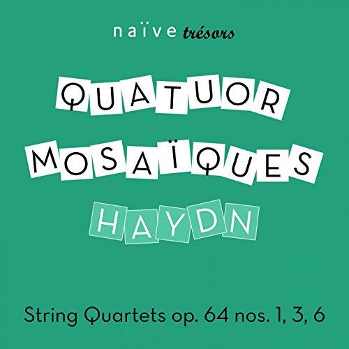 String Quartets, Op. 64, No. 1 in C Major, Hob. III:65: II. Minuet. Allegretto ma non troppo