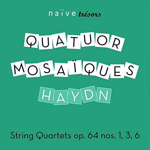 String Quartets, Op. 64, No. 1 in C Major, Hob. III:65: II. Minuet. Allegretto ma non troppo