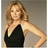 Sex and the City Kim Cattrall as Samantha Jones Waist Up Shot Looking Beautiful 8 x 10 Inch Photo