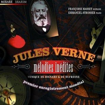 Jules Verne: mélodies inédites