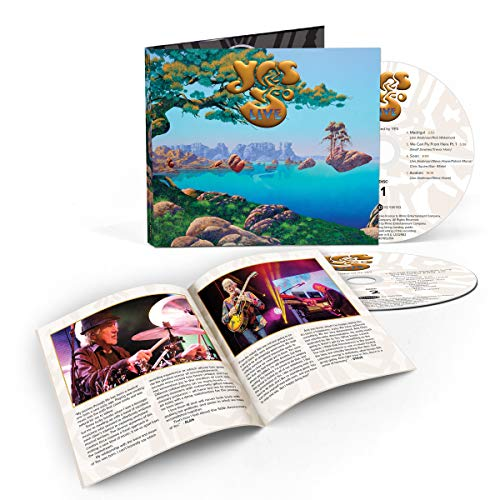 Yes 50 Live [CD]
