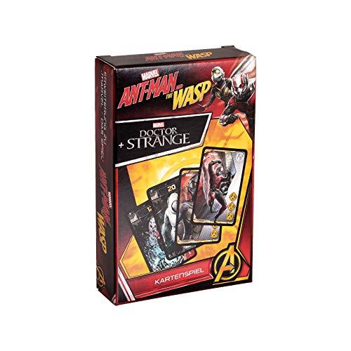 Spielkartenfabrik Altenburg GmbH ASS Altenburger Ant-Man and The Wasp Kartenspiel Erweiterung für Avengers Brettspiel 60 Karten Marvel