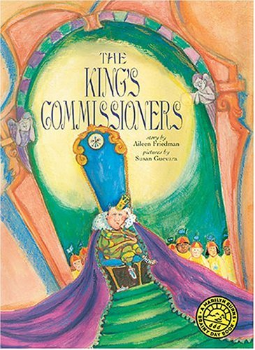 The King's Commissioners (A Marilyn Burns Brainy Day Book)